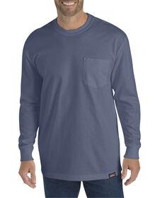 T-shirt à manches longues avec poche Genuine Dickies à GL407 - YANKEES BLUE (KU)
