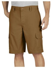 "11"" Relaxed Fit Lightweight Duck Cargo Short - RINSED BROWN DUCK (RBD)"