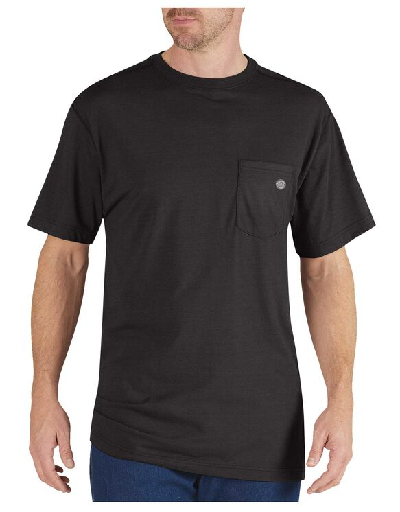 Performance Short Sleeve drirelease® Tee - BLACK (BK)