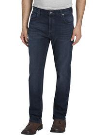 Dickies X-Series Slim Fit Tapered Leg 5-Pocket Denim Jean - DARK WASH STRETCH INDIGO (DSI)