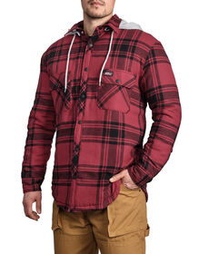 Quilted Shirt with Detachable Hood - TRAD OPT 1 CLRWY 007 F17 G1804 (CH7)