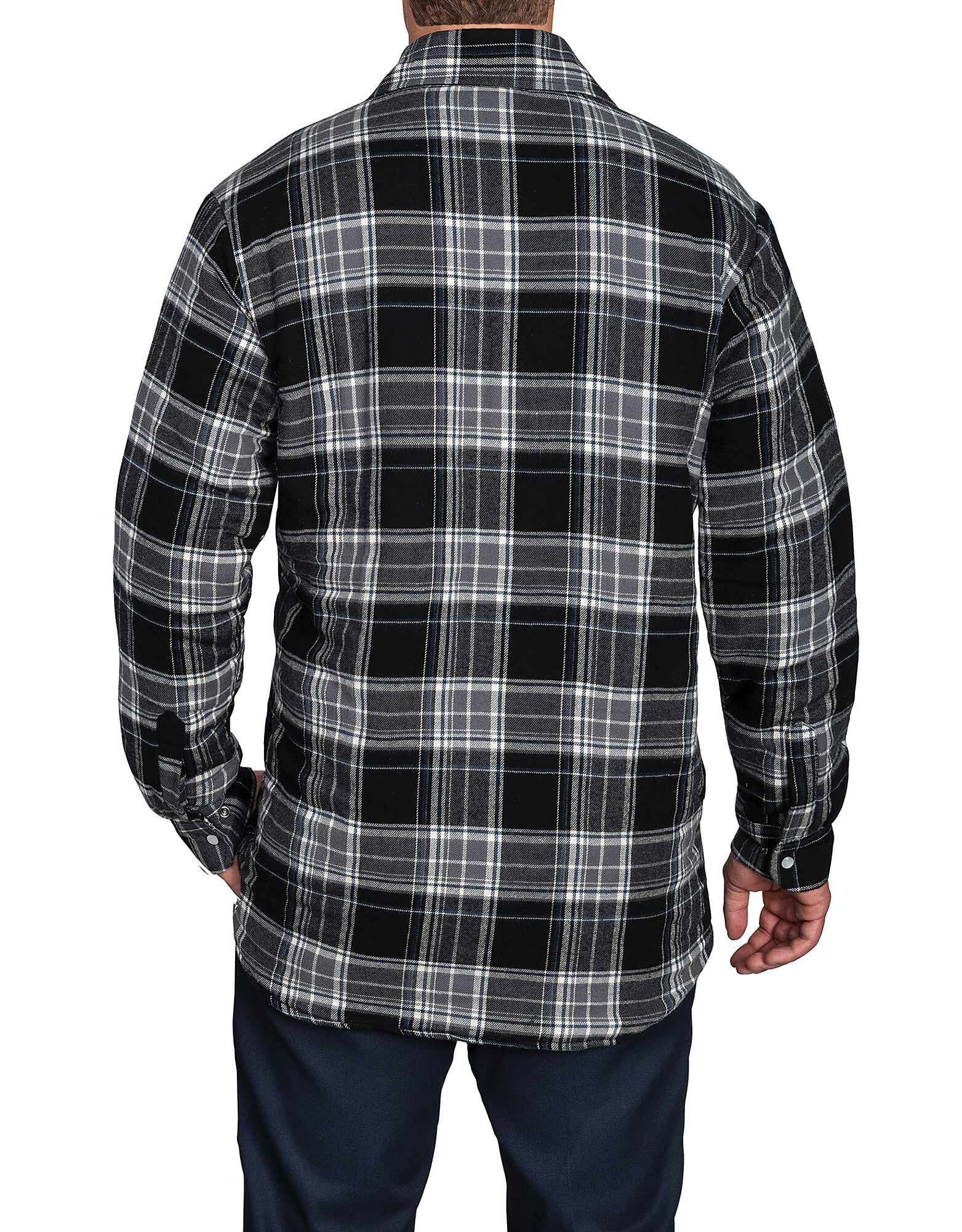 Quilted Plaid Jacket | Dickies Canada