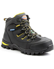 Sierra Hiker Boot - BLACK (BLK)