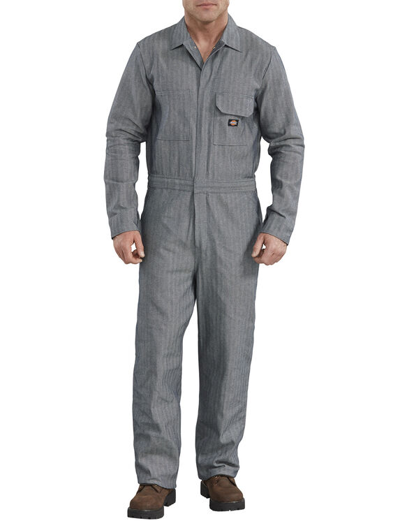 Cotton Coverall - Fisher Stripe - FISHER STRIPE (FS)