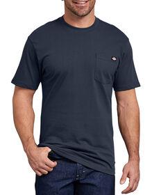 T-shirts à poche à manche courte (paquet de 2) - marine foncé (DN)