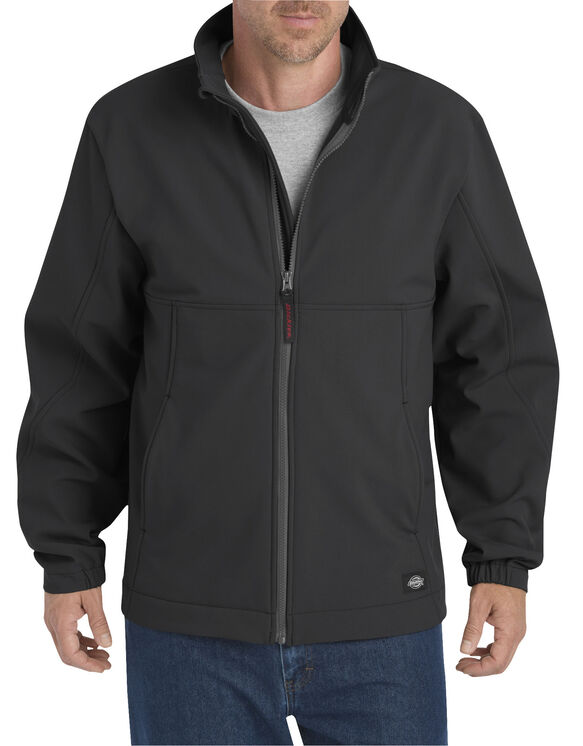 Flex Softshell Jacket - BLACK (BK)
