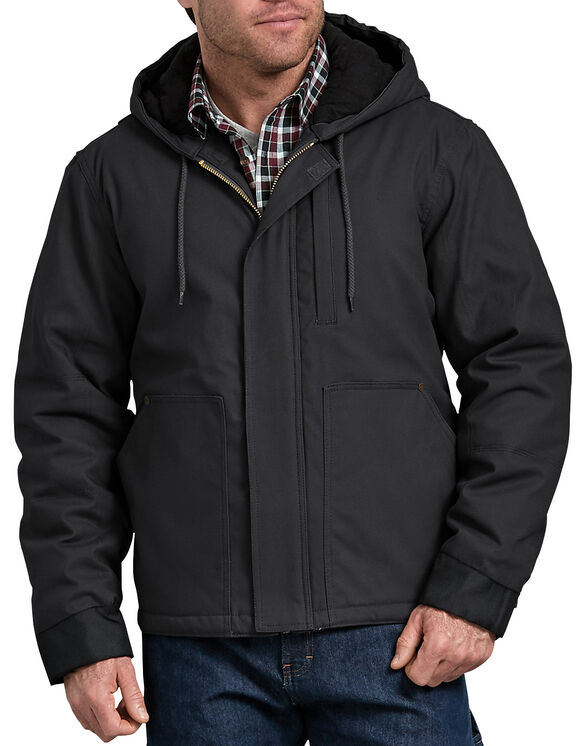 FLEX Sanded Duck Mobility Jacket - BLACK (BK)