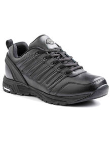 Men's Apex Slip-Resistant Shoes - BLACK (BLK)