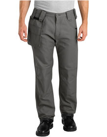 Dickies Pro™ Relaxed Fit Straight Leg Double Knee Pant - GRAVEL GRAY (VG)