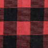 RED PLAID CANADA (R45)