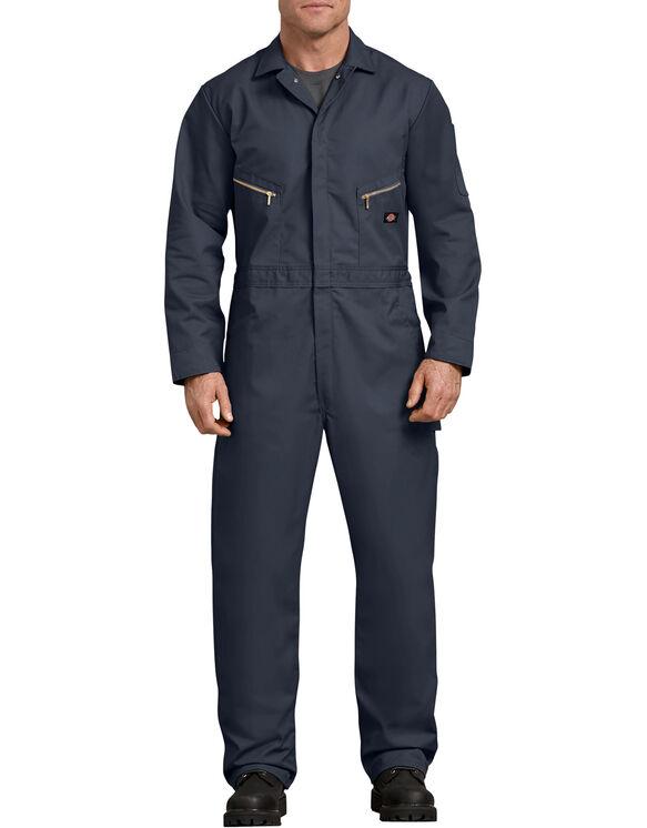 Combinaison de luxe en tissu mixte - Dark Navy (DN)