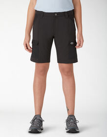 Women's Cooling Temp-iQ™ Cargo Shorts - Black (BK)