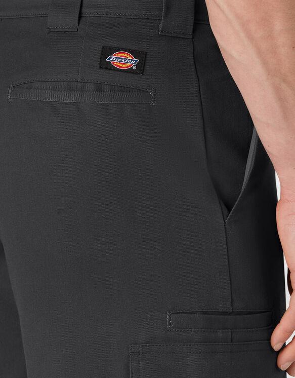 Short cargo en sergé Temp-iQ™ avec ceinture adaptable - Black (BK)