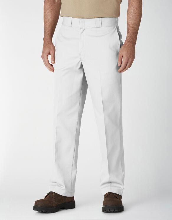 Pantalon de travail Original 874® - White (WH)