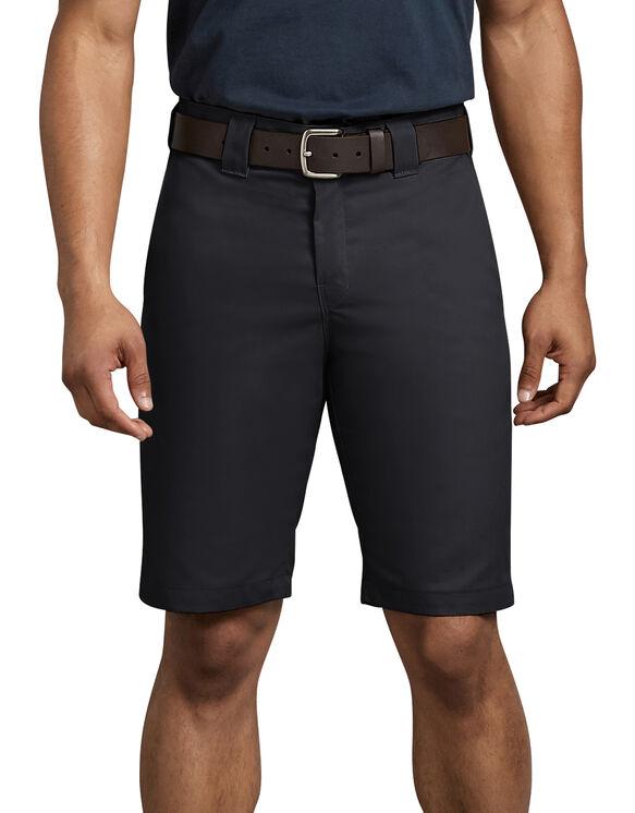 "Flex 11"" Regular Fit Work Short - Black (BK)"