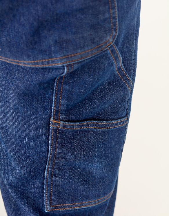 Jeans tout usage de skateboard Dickies - Stonewashed Indigo Blue (SNB)