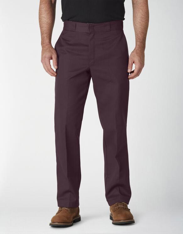 Pantalon de travail Original 874® - Maroon (MR)
