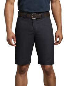 "Flex 11"" Regular Fit Work Short - BLACK (BK)"