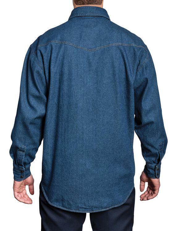 Chemise en denim - Navy Blue (NV)