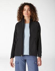 Women's Performance Hooded Jacket - Black (BKX)