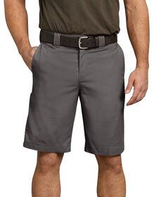 Short de travail en tissu croisé à plusieurs poches de 11 po - Gravel Gray (VG)