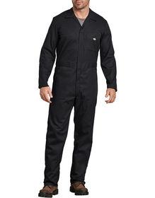 FLEX Long Sleeve Coveralls - Black (BK)