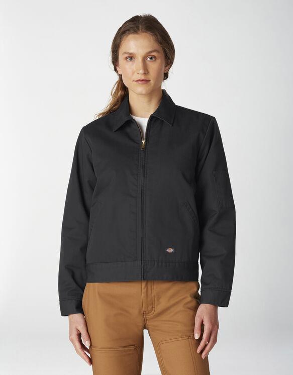 Women's Eisenhower Insulated Jacket - Black (BK)