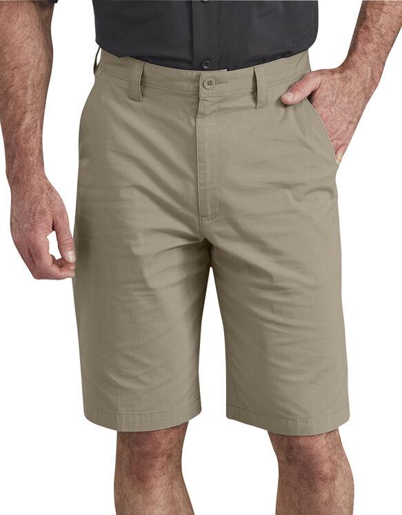"11"" Temp-iQ Performance Hybrid Utility Shorts - Desert Khaki (DS)"