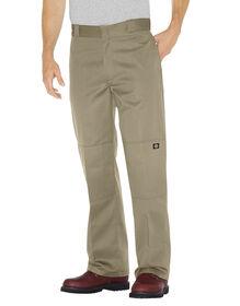 Pantalon de travail à genoux doublés - Military Khaki (KH)
