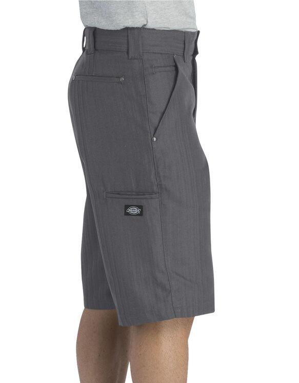 Shorts à rayures ombrées de coupe standard à entrejambe de 13po - Graphite Gray (GA)