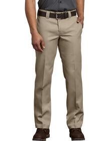 Pantalon de travail FLEX à coupe ajustée et jambe droite - Desert Khaki (DS)