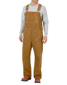 Duck Bib Overall - RINSED BROWN DUCK (RBD)