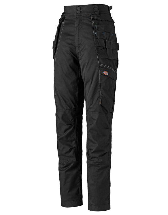 Women's Performance Workwear Pant - Black (BK)