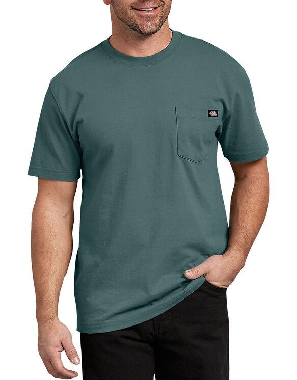 T-shirt épais - Vert Lincoln (LN)