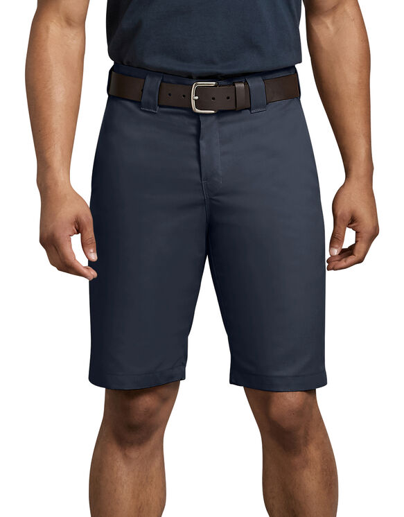 "Flex 11"" Regular Fit Work Short - Dark Navy (DN)"