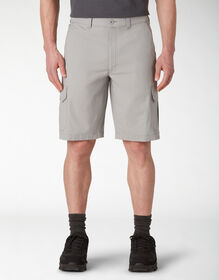 Temp-iQ™ Cooling Cargo Shorts - Nickel Gray (KL)