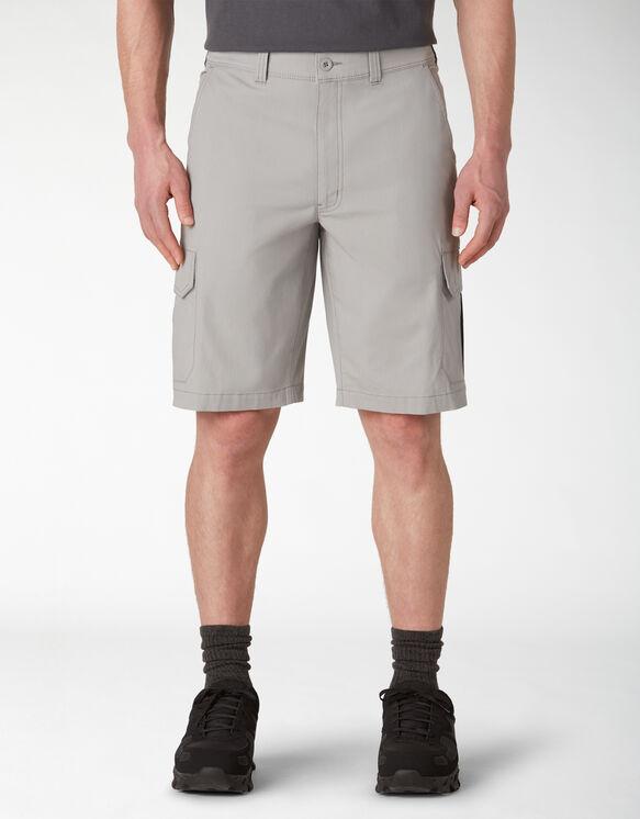 Temp-iQ™ Cooling Cargo Shorts - Nickel Gray (KL)