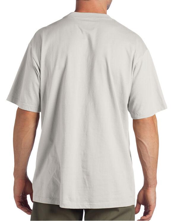 T-shirts à poche à manche courte (paquet de 2) - Ash Gray (AG)