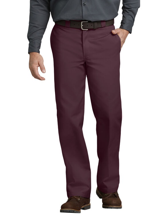 Pantalon de travail Original 874® - Maroon (MR)