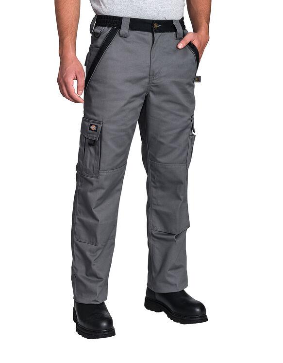 Pantalon de qualité supérieure à plusieurs poches - Gray (GY)