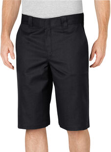 "Flex 13"" Relaxed Fit Work Short - Black (BK)"