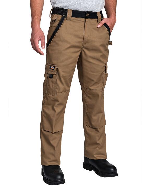 Pantalon de qualité supérieure à plusieurs poches - Havane britannique (BT)