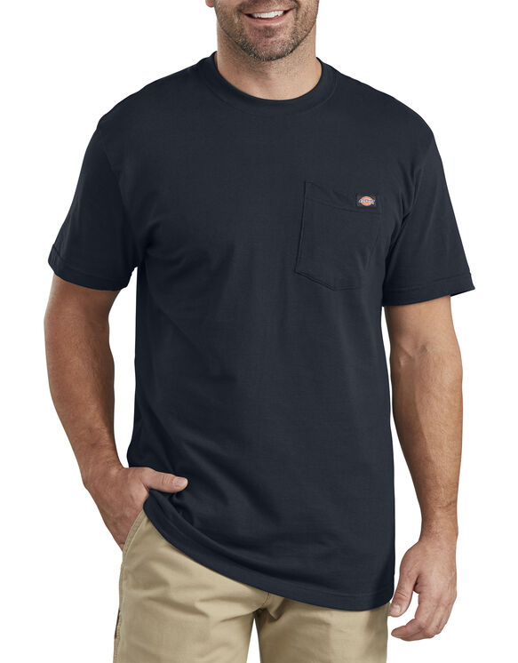 Short Sleeve Pocket T-Shirt - Dark Navy (DN)