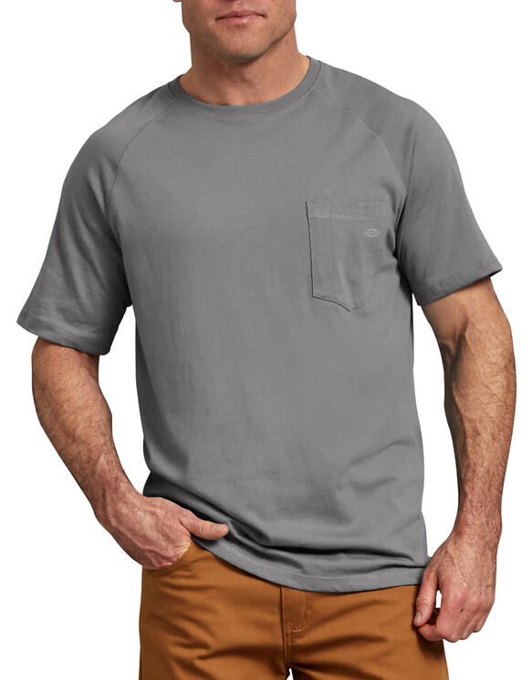 Temp-iQ™ Performance Cooling T-Shirt - Smoke Gray (SM)