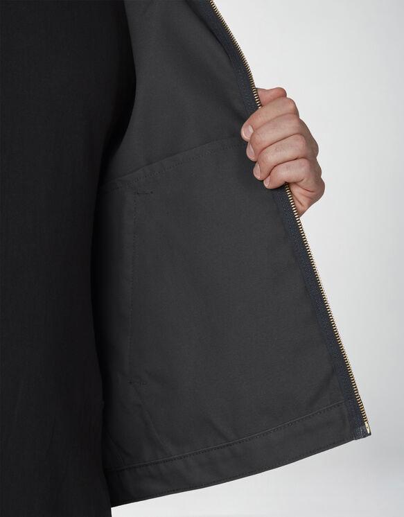 Unlined Eisenhower Jacket - Black (BK)