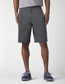 "11"" Temp-iQ® Performance Hybrid Utility Shorts - Charcoal Gray (CH)"
