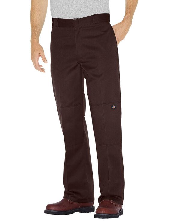 Pantalon de travail à genoux doublés - Dark Brown (DB)