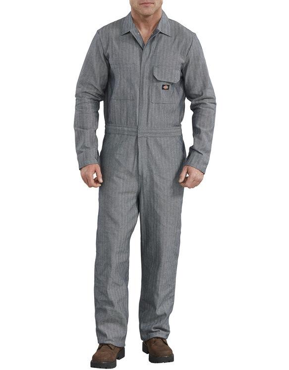 Combinaison en coton - Rayures de style pêcheur - Rayures pêcheur (FS)