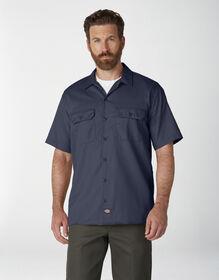 Chemise de travail à manches courtes - Navy Blue (NV)