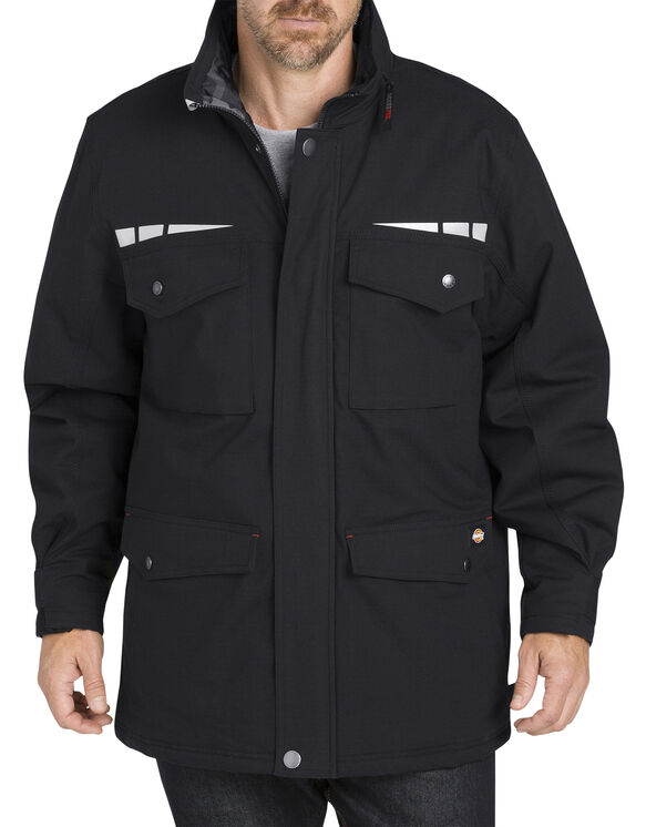Dickies Pro™ Cordura® Field Coat - Black (BK)